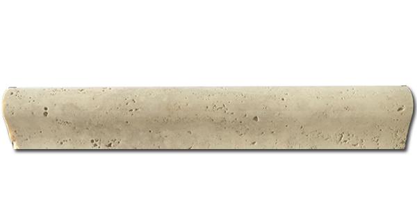 Moldura varilla m rmol travertino r stico - Molduras de marmol ...
